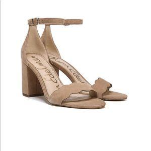 New! Sam Edelman Odila Block heels
